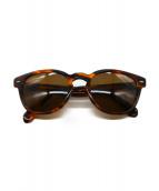OLIVER PEOPLES(オリバーピープルズ)の古着「眼鏡」