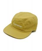 Supreme(シュプリーム)の古着「キャンプキャップ」|イエロー
