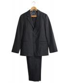 KENZO(ケンゾー)の古着「ウールセットアップスーツ」|グレー