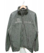 US ARMY(ユーエスアーミー)の古着「GEN 3 COLD WEATHER FLEECE JACK」 グリーン