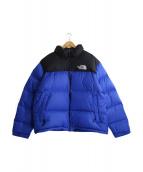 THE NORTH FACE(ザノースフェイス)の古着「1996レトロヌプシジャケット」|ブルー×ブラック