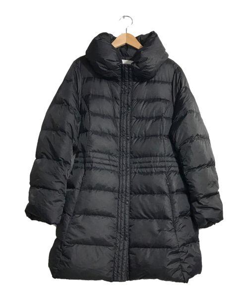 自由区(ジユウク)自由区 (ジユウク) ダウンコート ブラック サイズ:44の古着・服飾アイテム
