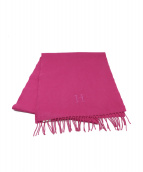 HERMES(エルメス)の古着「シルクカシミヤストール」|ピンク