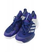 adidas(アディダス)の古着「adizero ubersonic 2」 パープル