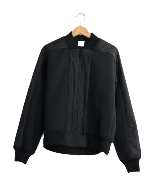 Reebok×N.HOOLYWOOD(リーボック×エヌハリウッド)Reebok×N.HOOLYWOOD (リーボック×エヌハリウッド) STADIUM JACKET ブラック サイズ:Sの古着・服飾アイテム