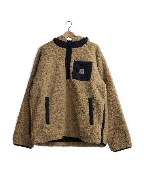 CARHARTT WIP(カーハート)CARHARTT WIP (カーハート) PRENTIS PULLOVER ブラウン サイズ:Mの古着・服飾アイテム