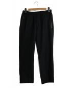 DESCENTE(デサント)の古着「PACKABLE PANTS」|ブラック