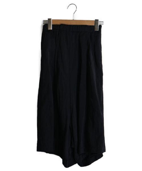 COMME des GARCONS(コムデギャルソン)COMME des GARCONS (コムデギャルソン) ワイドパンツ ネイビー サイズ:Sの古着・服飾アイテム