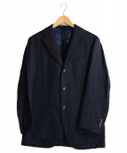 BARBA(バルバ)の古着「3Bテーラードジャケット」|ネイビー
