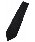LOUIS VUITTON(ルイヴィトン)の古着「シルクネクタイ」|ブラック