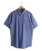THE NORTH FACE(ザノースフェイス)の古着「テックシャツ」|ブルー