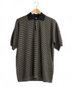 KAPTAIN SUNSHINE()の古着「polo collar knit shirt」
