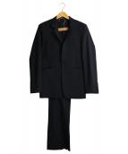 RUDE GALLERY(ルードギャラリー)の古着「セットアップスーツ」|ブラック