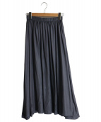 FRAMeWORK(フレームワーク)の古着「製品染めスカート」|グレー
