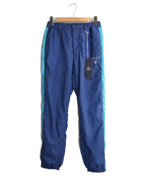 whiz limited(ウィズリミテッド)whiz limited (ウィズリミテッド) サイドライントラックパンツ ネイビー サイズ:M 未使用品の古着・服飾アイテム