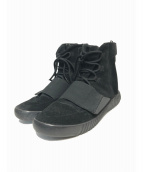 adidas(アディダス)の古着「ハイカットスニーカー」|ブラック