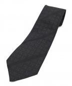 GUCCI(グッチ)の古着「ネクタイ」 ブラック