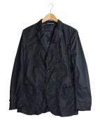 SHIPS(シップス)の古着「リモンタナイロンテーラードジャケット」|ネイビー