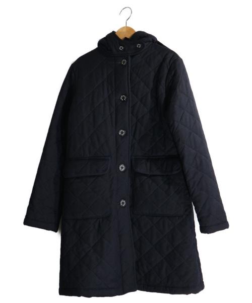MACKINTOSH(マッキントッシュ)MACKINTOSH (マッキントッシュ) インナーボアキルティングコート ネイビー サイズ:38の古着・服飾アイテム