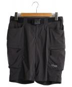 TILAK(ティラック)の古着「CRUX LT SHORTS 2.0」|グレー