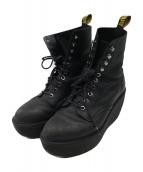 Dr.Martens(ドクターマーチン)の古着「厚底ブーツ」|ブラック