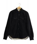 Ron Herman(ロンハーマン)の古着「ランチジャケット」|ブラック