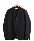 BEAUTY&YOUTH(ビューティーアンドユース)の古着「ドライコードレーン3Bジャケット」|ブラック