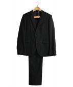 CERIMONIA(チェルモニア)の古着「セットアップスーツ」|ブラック