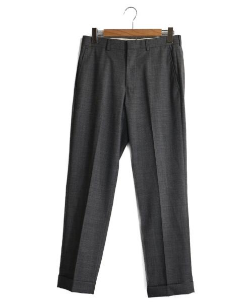 BROOKS BROTHERS(ブルックスブラザーズ)BROOKS BROTHERS (ブルックスブラザーズ) トラウザーパンツ グレー サイズ:W31の古着・服飾アイテム