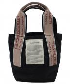 THEATRE PRODUCTS(シアタープロダクツ)の古着「ハンドバッグ」 ブラック