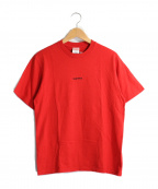 Supreme()の古着「fuck the world tee」|レッド