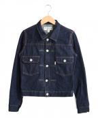 Americana()の古着「デニムジャケット」|インディゴ