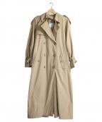 LONDON FOG(ロンドンフォッグ)の古着「オーバートレンチコート」 ベージュ