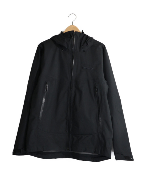 Marmot(マーモット)Marmot (マーモット) コモドジャケット ブラック サイズ:Lの古着・服飾アイテム
