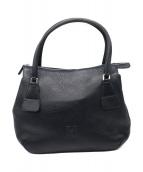 HIROFU(ヒロフ)の古着「Hロゴトートバッグ」|ブラック