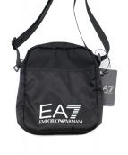 EA7(イーエーセブン)の古着「ミニショルダーバッグ」|ブラック