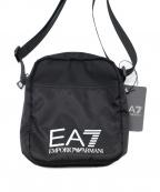 EA7(イーエーセブン)の古着「ミニショルダーバッグ」 ブラック
