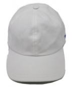 MAISON KITSUNE(メゾンキツネ)の古着「キャップ」|ホワイト