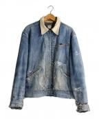 LEE()の古着「60`S191-LBデニムジャケット」|インディゴ