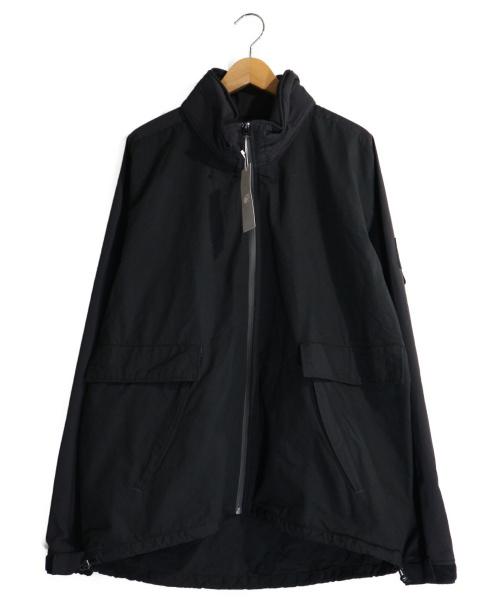 MADE BY WISLOM(メイド バイ ウィズロム)MADE BY WISLOM (メイド バイ ウィズロム) 別注マウンテンパーカー ブラック サイズ:L 未使用品の古着・服飾アイテム