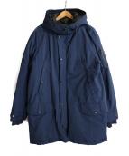 NANGA(ナンガ)の古着「FROSTYダウンジャケット」|ネイビー
