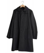 tricot COMME des GARCONS(トリコ コムデギャルソン)の古着「ウールコート」 ブラウン