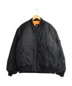 BEAMS(ビームス)の古着「MA-1」 ブラック
