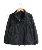 ck Calvin Klein(シーケーカルバンクライン)の古着「ナイロンブルゾン」|ブラック