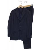 RING JACKET(リングヂャケット)の古着「セットアップスーツ」 ネイビー
