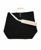 arts&crafts(アーツアンドクラフト)の古着「グローサリートートバッグ」 ブラック