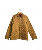 LAVENHAM(ラベンハム)の古着「キルティングジャケット」|カーキ