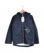 PHENIX(フェニックス)の古着「フーデッドジャケット」|ネイビー
