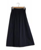 SHE Tokyo(シートーキョウ)の古着「Lillyウエストリボンスカート」|ネイビー