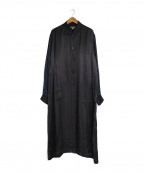 GOOD DESIGN SHOP COMME des GARCONS(グッドデザインショップ コムデギャルソン)の古着「スタッフコート」 ブラック